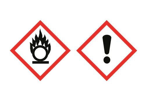 oxidierende feststoffe